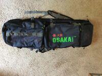 Osaka Pro Tour Custom Hockey Stick and Kit Bag