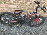 Boys bike approx Age 6 - 9 years Apollo Spider
