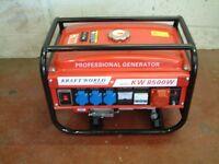 Generator KW8500W