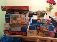 Jigsaw puzzle and Board game clear out - Car Boot Bootie!