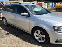 VW Passat Bluemotion Tech S 1.6 TDi Nav