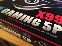 Gigabyte Gaming 5P X99 Motherboard