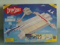 Boxed Captain Scarlet Cloudbase unused never played with