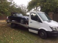 24/7 RECOVERY & BREAKDOWN, ALWAYS GREAT PRICES! SCRAP & NON-RUNNERS BOUGHT, CALL OR TEXT FOR A QUOTE