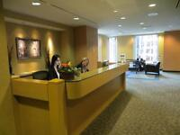 Try our businessworld Lounge at our Flagship Vancouver location