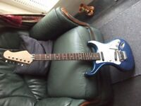 Custom Strat Style Electric Guitar Floyd Rose etc