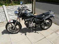 2016 Lexmoto Arizona Honda SYM Suzuki Yamaha 125cc low miles