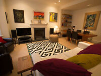 Beautiful, large contemporary 2 bed flat