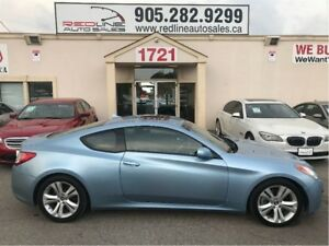 2010 Hyundai Genesis Coupe 2.0T, Leather, Sunroof, WE APPROVE AL