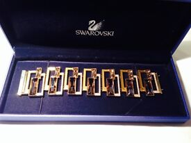 BRAND NEW GENUINE SWAROVSKI BRACELET GIFT FOR WIFE GIRLFRIEND SISTER DAUGHTER