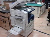 XEROX WORKCENTRE 7545 OFFICE PRINTER