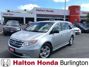 2013 Honda Odyssey Touring | 6SP | LEATHER | NAVI | SUNROOF