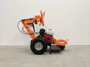 HOC SGR650 HONDA STUMP GRINDER 5.5 HP + 2 YEAR WARRANTY + FREE SHIPPING CANADA WIDE