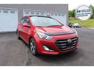 2016 Hyundai Elantra GT GLS! 6 SPEED! SUNROOF! LEASE RETURN!