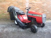 Sovereign / Husqvarna 12 HP Ride on Mower / Garden Tractor - Fully Serviced