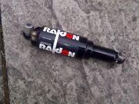 Bicycle Air shock Raidon
