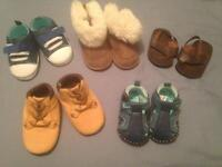 baby shoes (boys)