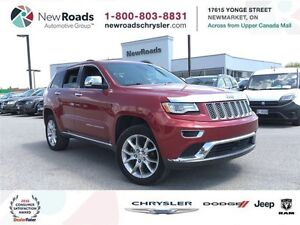 2014 Jeep Grand Cherokee Summit| LEATHER|PANOROOF|R-CAM|ACCIDENT