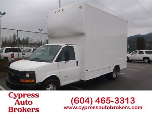 2011 Chevrolet Express 9FT Height 14FT Lenght
