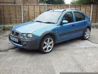 "Rover 2005 1.4 petrol street wise 5 doors hatchback 17""alloys 11 month MOT like megane fiesta corsa"