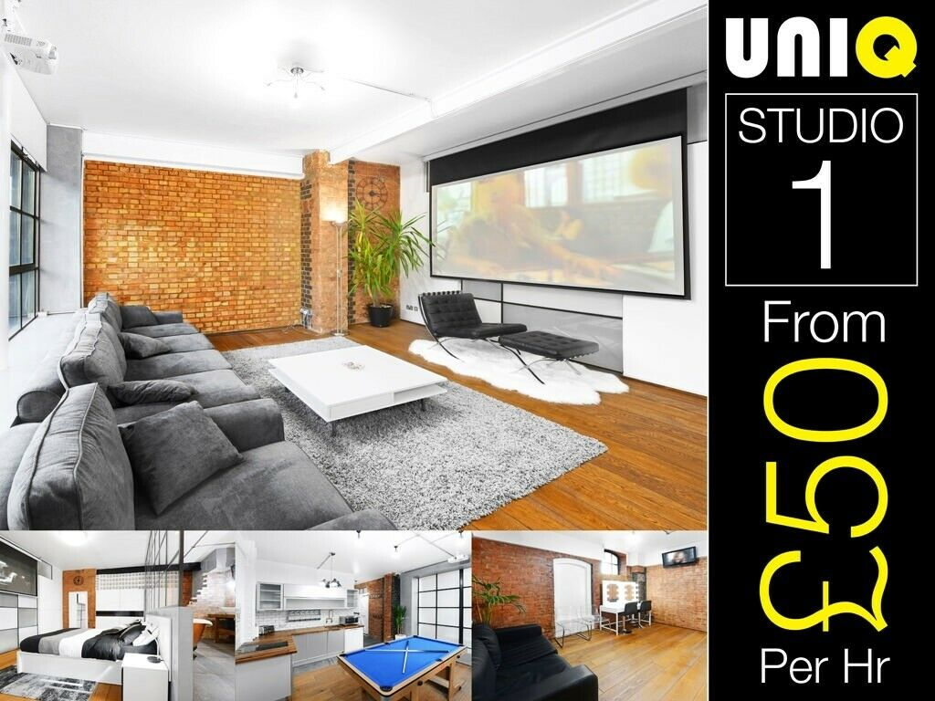 Lifestyle Location E Warehouse Apartment Studio Hire Music Video Photography Kitchen East London