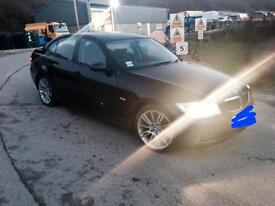 BMW 318d very economical 45+mpg