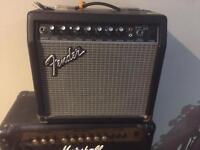 Fender Frontman 15R combo amo