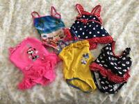 9-12 months swimming costumes