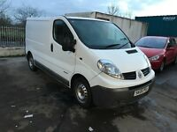 Renault Trafic with Electric Pack/ Towbar12 Months Mot! like vivaro