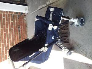 stroller in good condition.