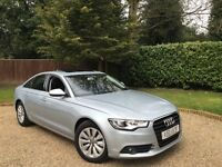 Audi A6 HYBRID (low Milage) One Of A Kind RARE Only One For Sale In Uk
