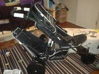 BRAND NEW Hauck double buggy
