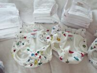Imsy Vimsy Bumpy cloth nappies