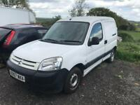 Peugeot partner van 1.6 hdi 2008 BREAKING FOR PARTS