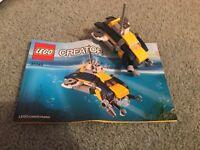 Lego Creator 3in1 31045