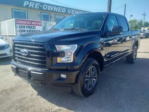 2017 Ford F-150 Sport - Eco Boost - Back Up Camera - Console Shi