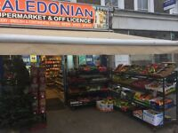 CAledonian supermarket for sale price 25000