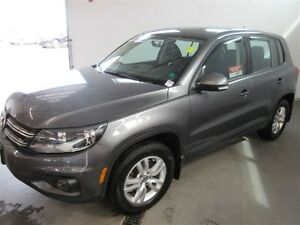 2013 Volkswagen Tiguan TSI Highline! AWD! ALLOY! HEATED!
