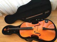 1/2 & 3/4 cellos