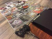 PS3 Bargain Bundle | Console, 2 controllers & 26 games