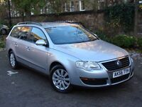 EXCELLENT EXAMPLE!! 2006 VOLKSWAGEN PASSAT 1.9 TDI S ESTATE, 1 YEAR MOT, TIMMING BELT CHANGED