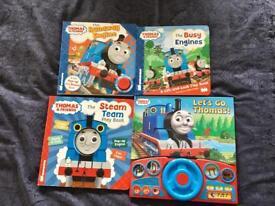 Thomas & Friends Activity Books x 4