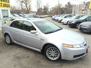2004 Acura TL LEATHER / ROOF / LOADED / ALLOYS