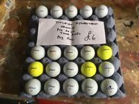 *** Titleist Golf Balls ***