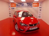 SEAT Ibiza TSI FR (£30.00 ROAD TAX) FREE MOT'S AS LONG AS YOU OWN THE CAR!!! (red) 2013