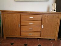 Solid sideboard ex condition cost over £400 18 months ago