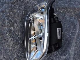 Seat Ibiza headlamp