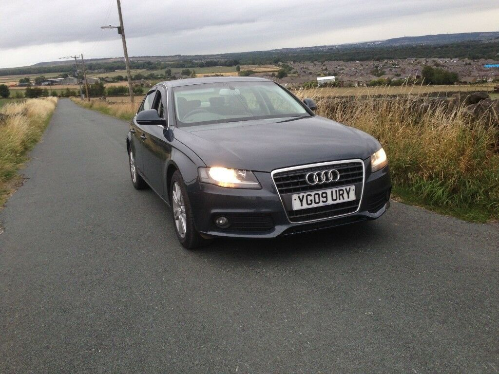 2009 AUDI A4 12 MONTHS MOT CHEAPEST NEW SHAPE IN THE UK  | in Huddersfield,  West Yorkshire | Gumtree