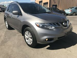 2011 Nissan Murano LEATHER! SUNROFF! AWD!