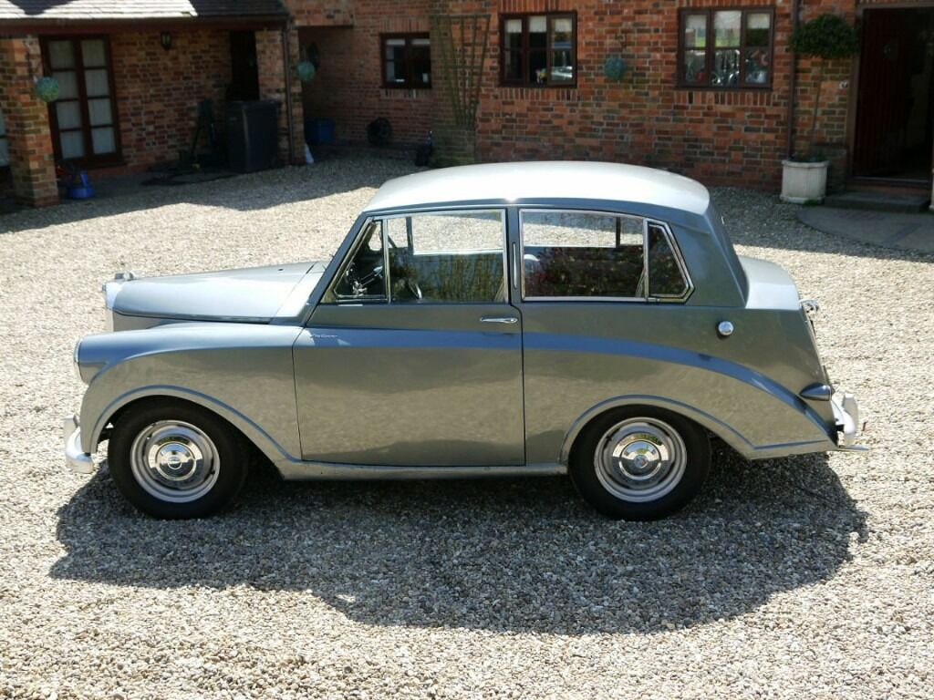 Classic 1953 triumph mayflower for renovation may take p for Triumph motor cars for sale